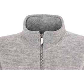 Ivanhoe of Sweden Bella Full Zip Jacket Women grey marl